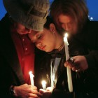"View ""Candlelight Vigil, Minneapolis, MN """