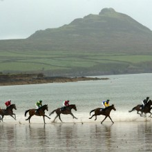 "View ""A Race Against the Tide- Dingle, Ireland"""