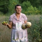 "View ""Indiana Farm Woman """